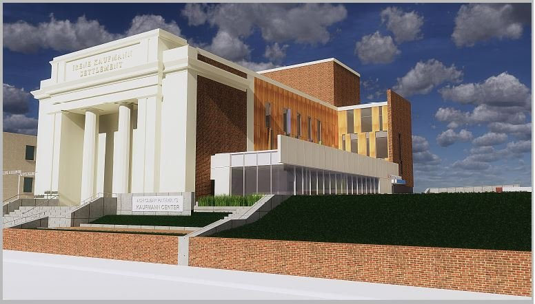 Kaufmann Center Renovations and Addition