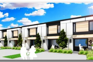 21 Rose Street Townhomes